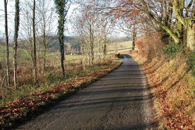 Road to Checkley