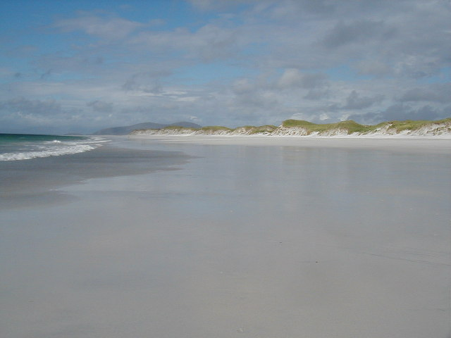 Beach and Dunes Berneray