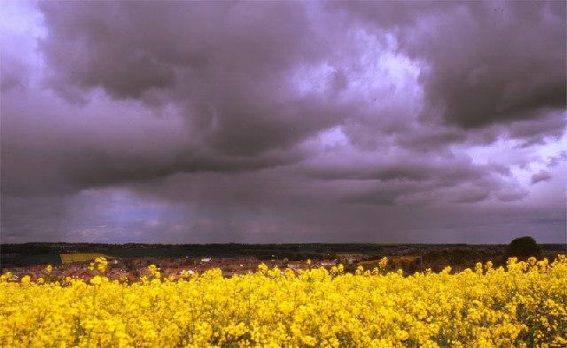 Big Sky Over Crawcrook