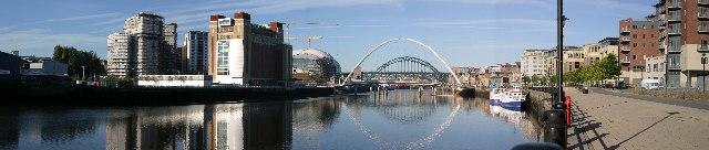 Newcastle/Gateshead Quayside
