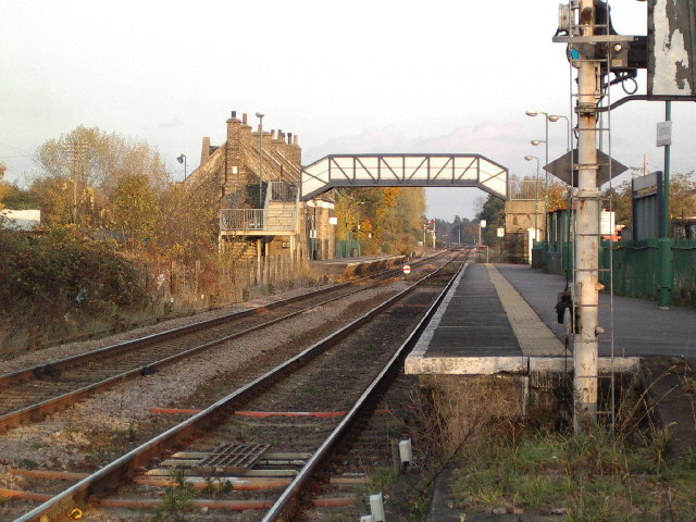 Brandon Railway Station