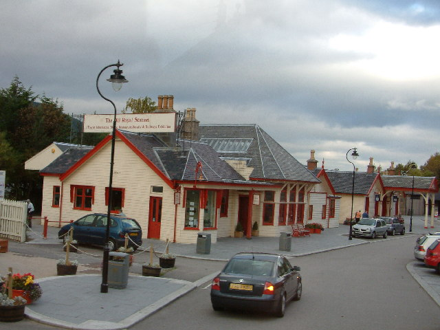 The Old Royal Station