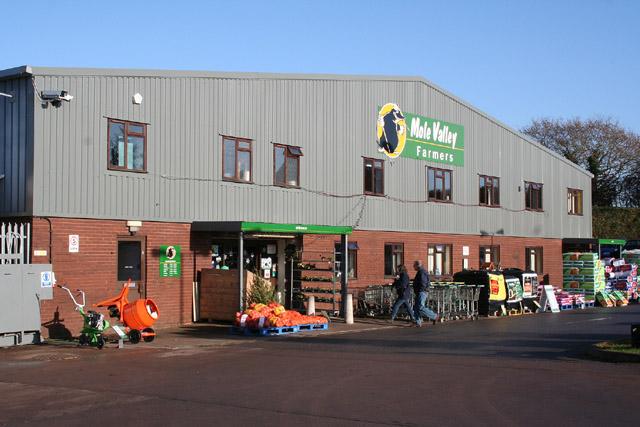 Cullompton: Mole Valley Farmers
