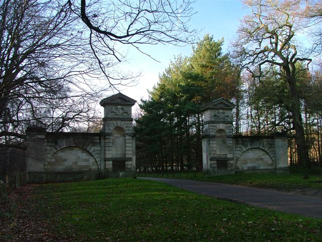 Clumber Park Gate, Normanton