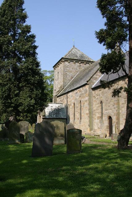St Mary's Church, Lesbury