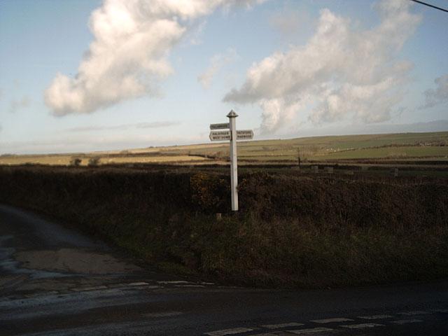 Crossroads on Beara Down