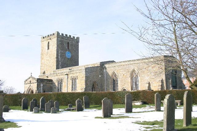 St Mary Magdalene Church, Whalton