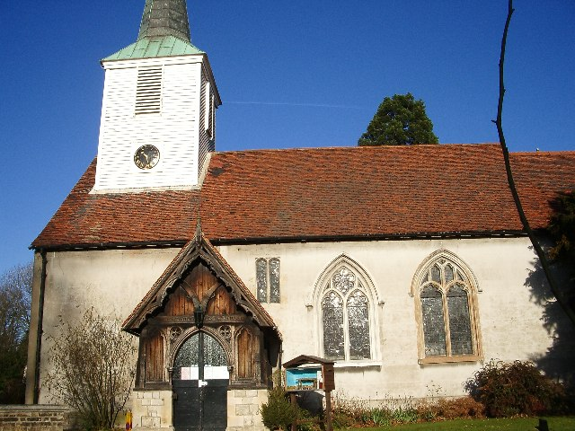 St. Mary's Church, Chigwell