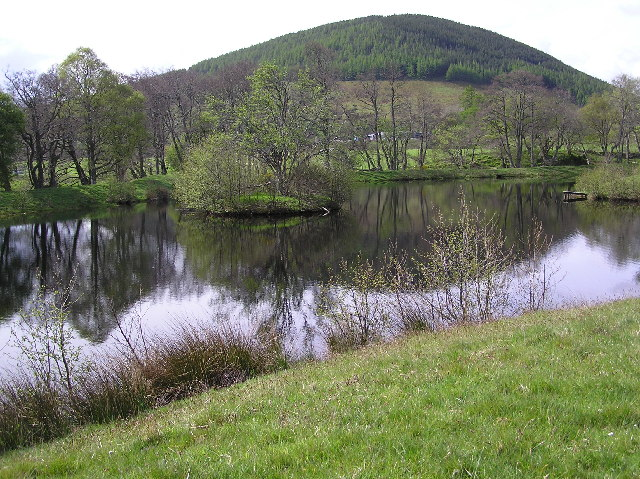 Inverlochy trout fishery