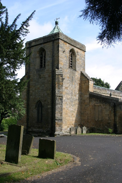 St Mary's Church, Morpeth