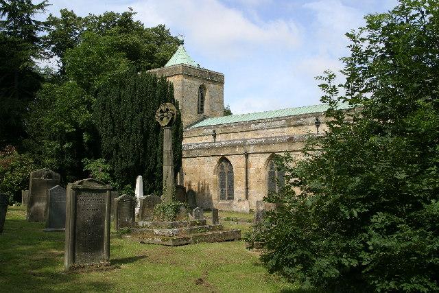 St Mary's, Morpeth