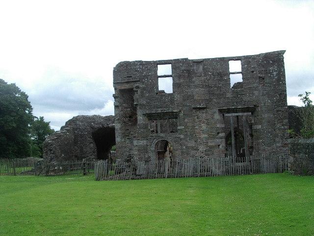 Balmerino Abbey, Fife
