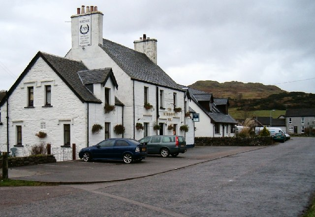 Horseshoe Inn, Bridgend, Argyll