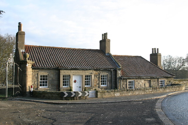 Coldstream Bridge Toll House