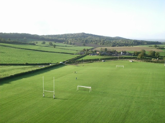 Playing Fields at Dancing Hill - Sherborne