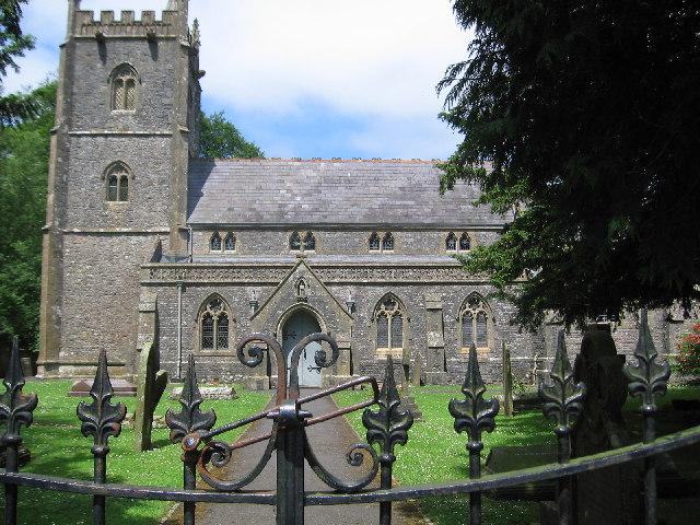St James' Church, Ashwick
