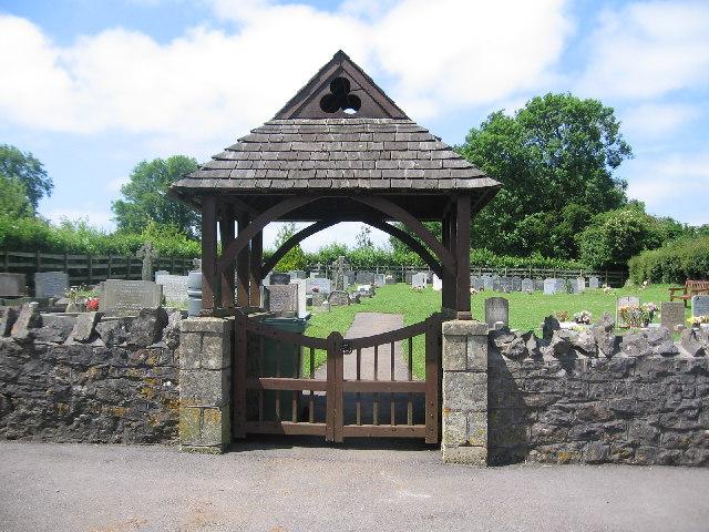 Ashwick New Cemetery