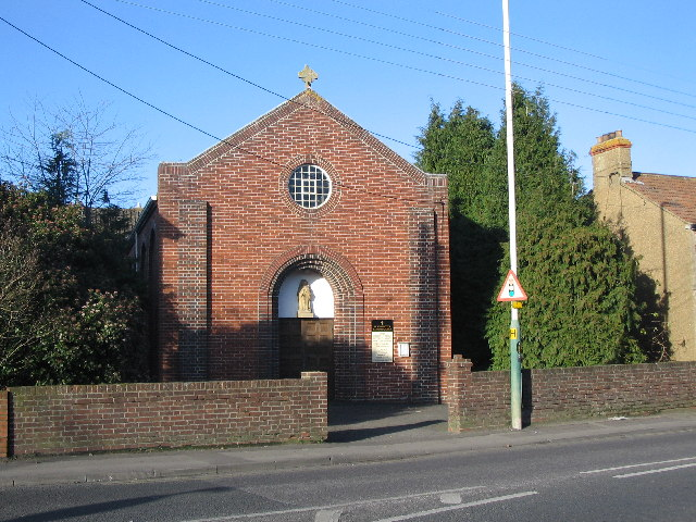 St. Bernadettes R.C. Church, Westbury