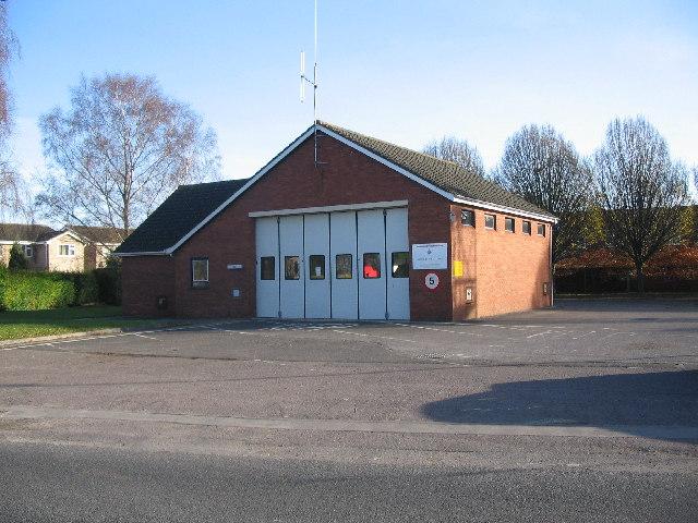 Fire Station,  Westbury