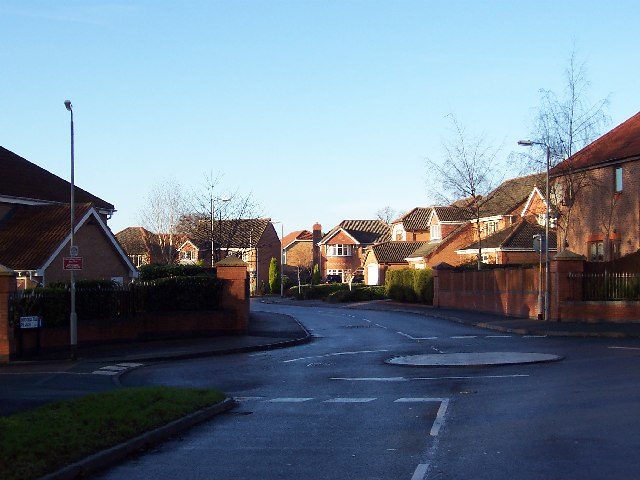 Housing Estate off Tongue Lane