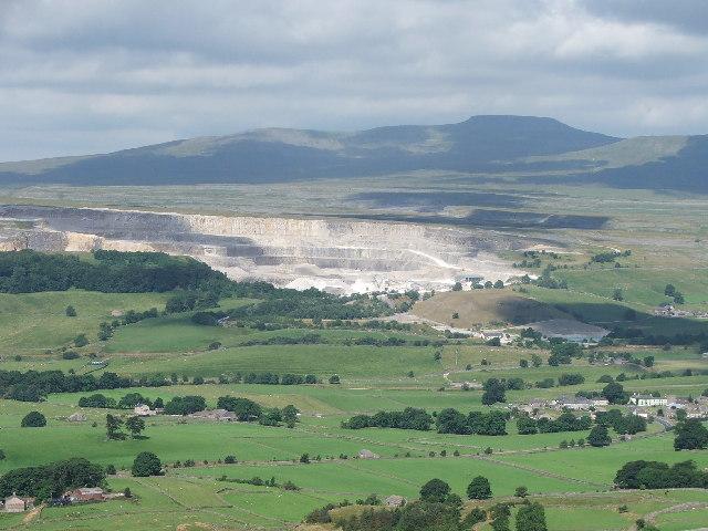 Horton Quarry.