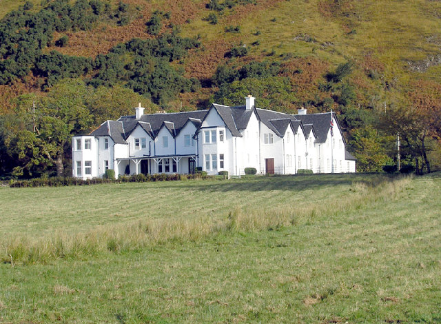 Arnisdale House