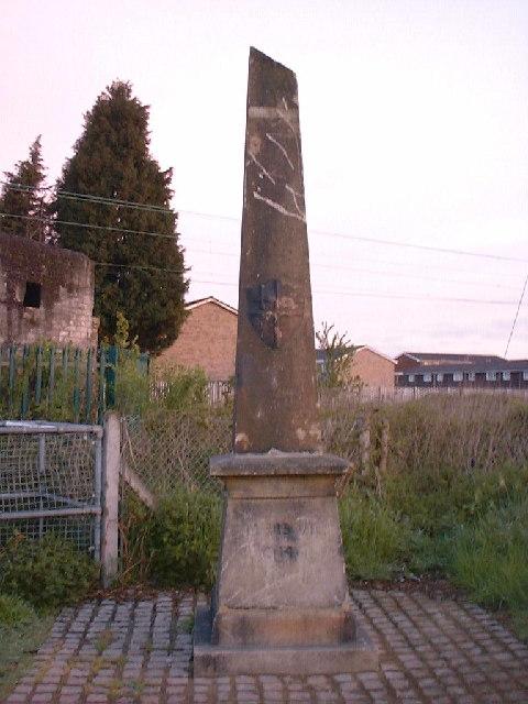 Coal Tax Obelisk