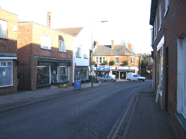 Warminster Road, Westbury