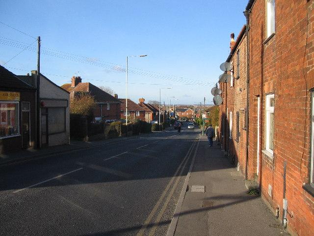 Haynes Road, Westbury