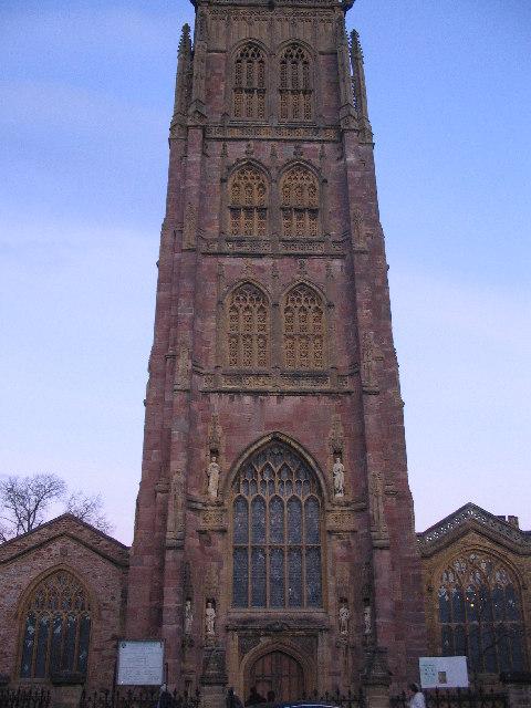 St. Mary Magdalene, Taunton