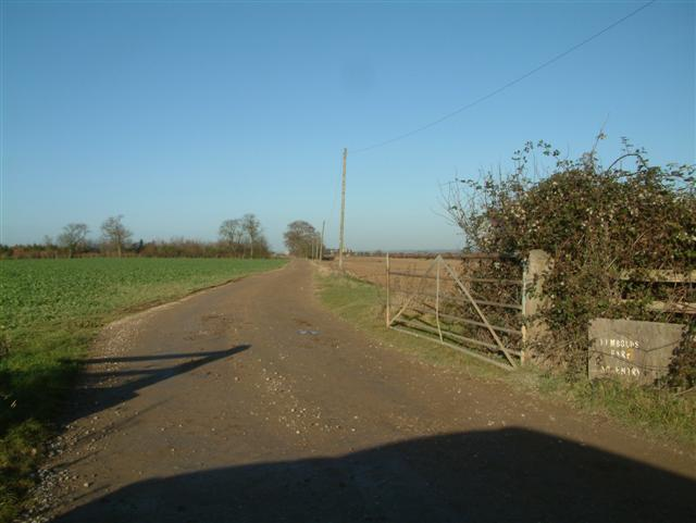 The Road to Rumbolds Farm