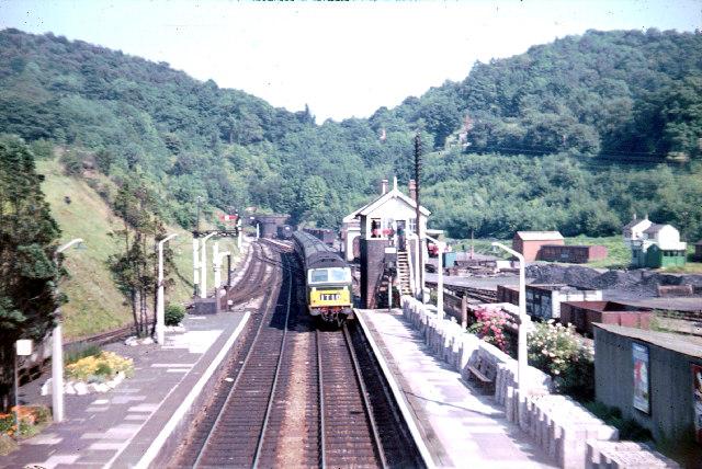 Ledbury Station