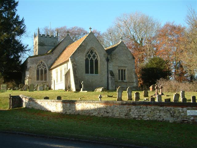 St. Bartholomew's Church, Brightwell Baldwin