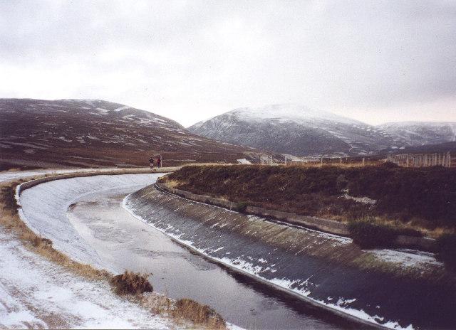 the Cuaich Canal