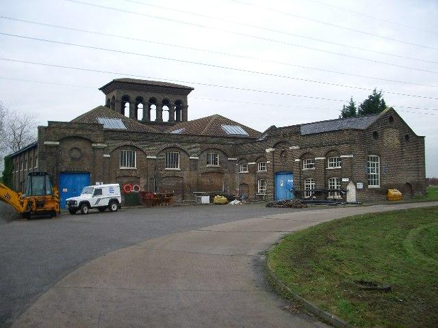 Waterworks, Coppermill Lane, Walthamstow