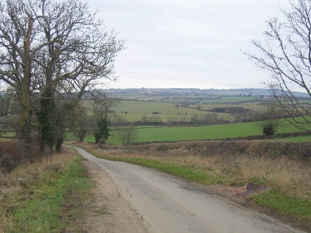 Lane to Todenham