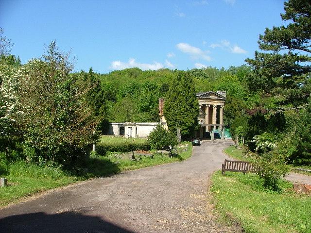 Arno's Vale Cemetery : Non-Conformist Chapel