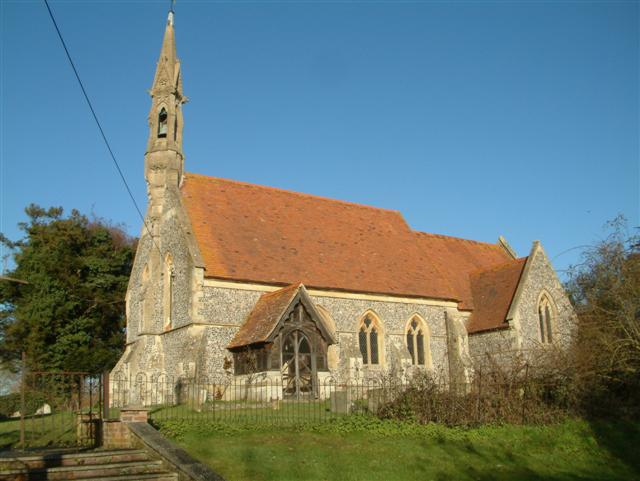St. Mary's Church, Adwell