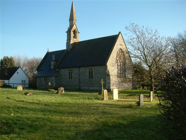 St. Lawrence's Church, South Weston