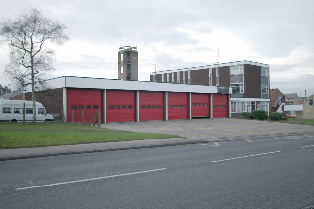 Harrogate Fire Station