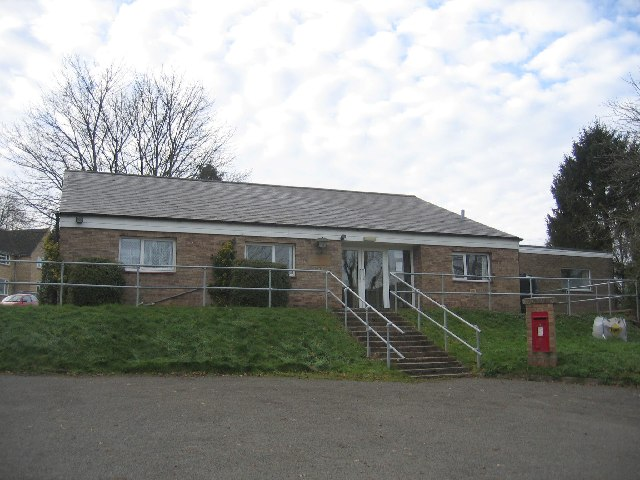 Lighthorne village hall.