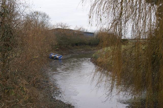 Old River Axe
