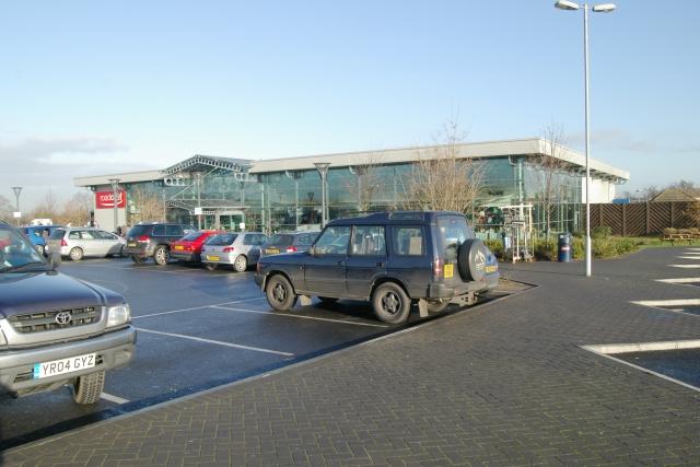 Strensham South Motorway Services