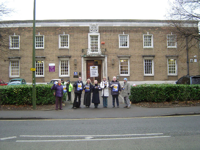 Watford Magistrates' Court