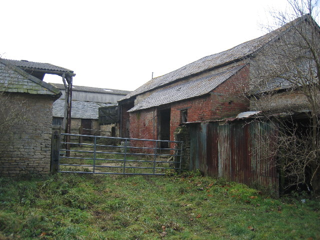 Curacy Farm buildings