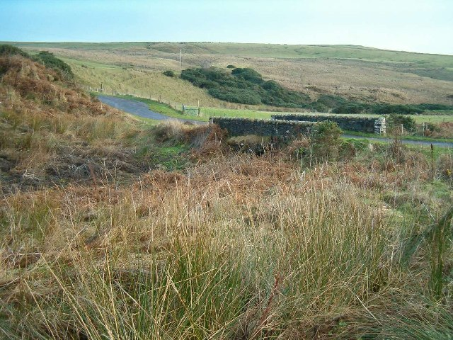Road Bridge in Glen Hervie