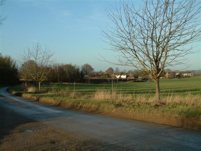 The outskirts of Britwell Salome