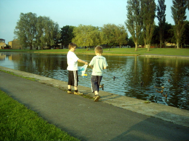 Boating Lakes, Newton Aycliffe