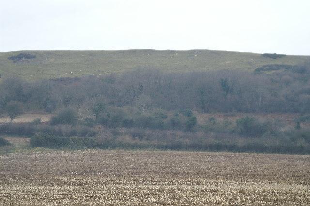 Hillside of Cross Plain