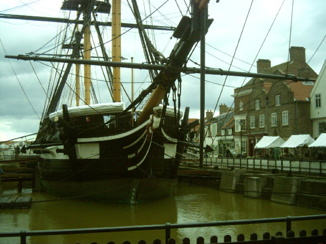 Historical Quays, Hartlepool
